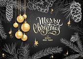 Merry Christmas decoration 2019