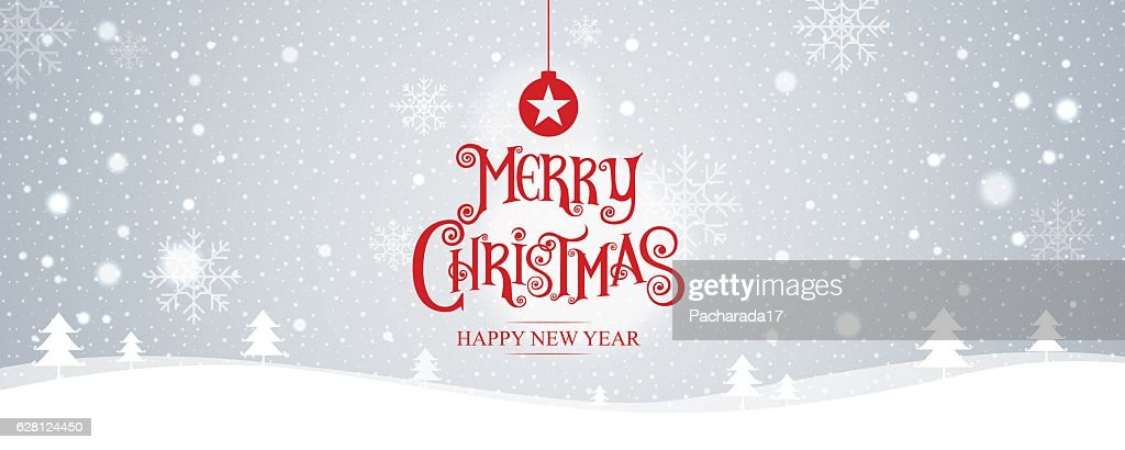 Merry Christmas. happy new year. Vector Illustration