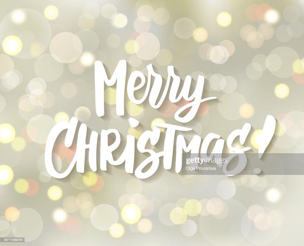 Frohe Weihnachtentext Urlaubsgrüße Zu Zitieren Weiß Und Gold ...