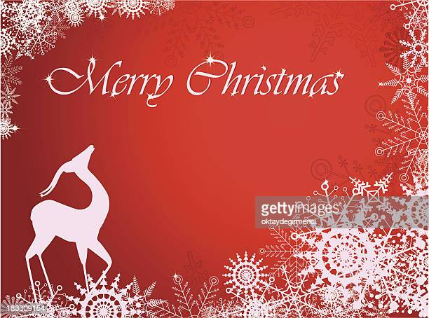 merry christmas - national holiday stock illustrations, clip art, cartoons, & icons