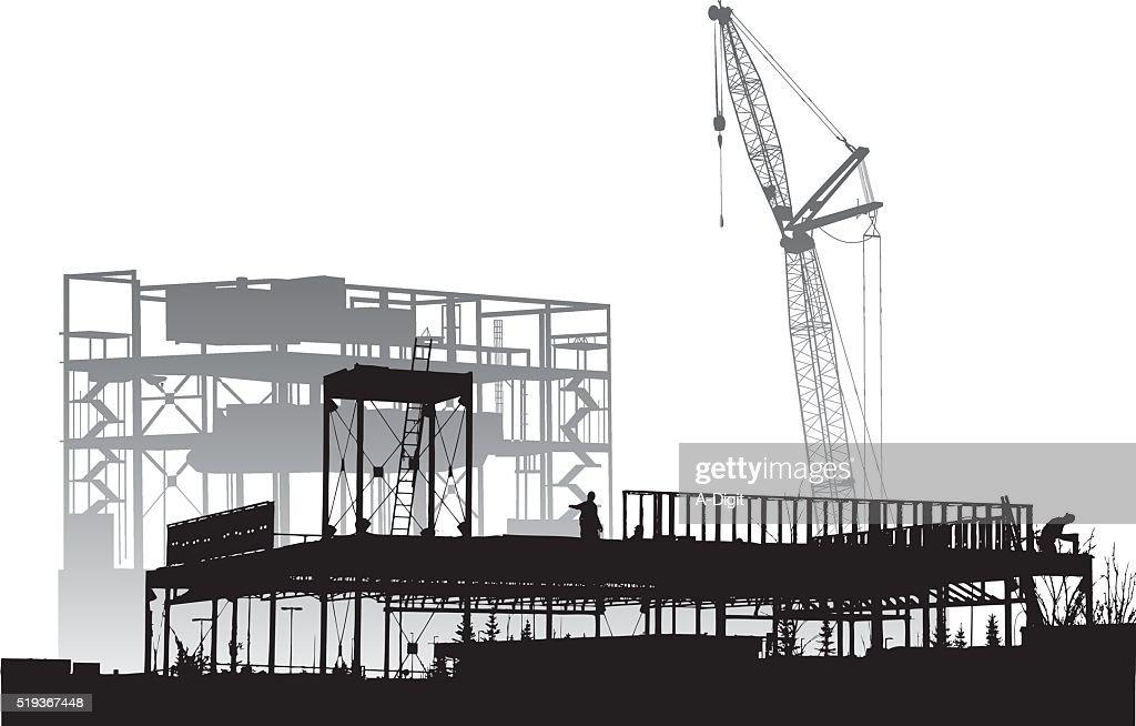 Metal Frame Construction
