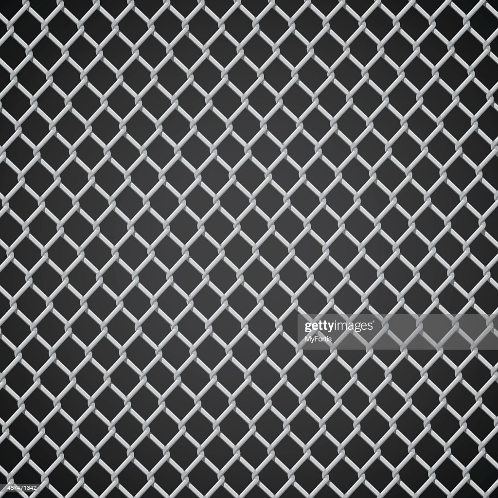 Metal net background : stock illustration