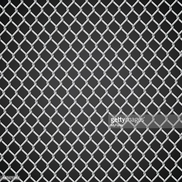 metal net background - birdcage stock illustrations, clip art, cartoons, & icons