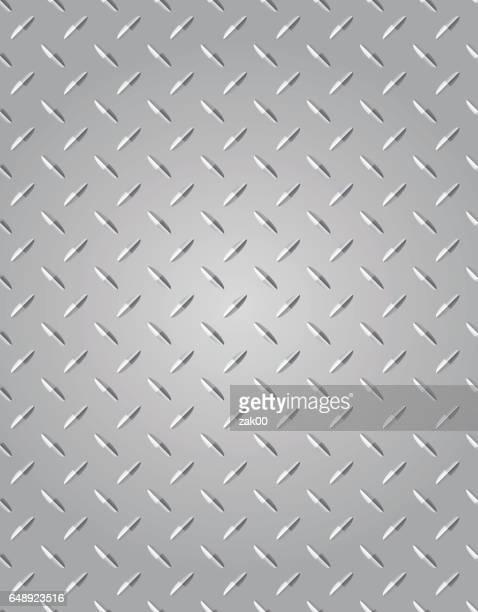 metal pattern - chrome stock illustrations, clip art, cartoons, & icons