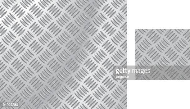 metal texture - sheet metal stock illustrations, clip art, cartoons, & icons