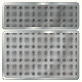 Metallic Backboard
