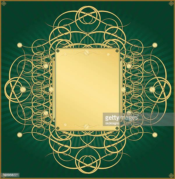 Worlds Best Emerald Green Stock Illustrations Getty Images