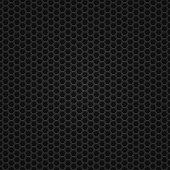 Metallic texture - Metal grid background