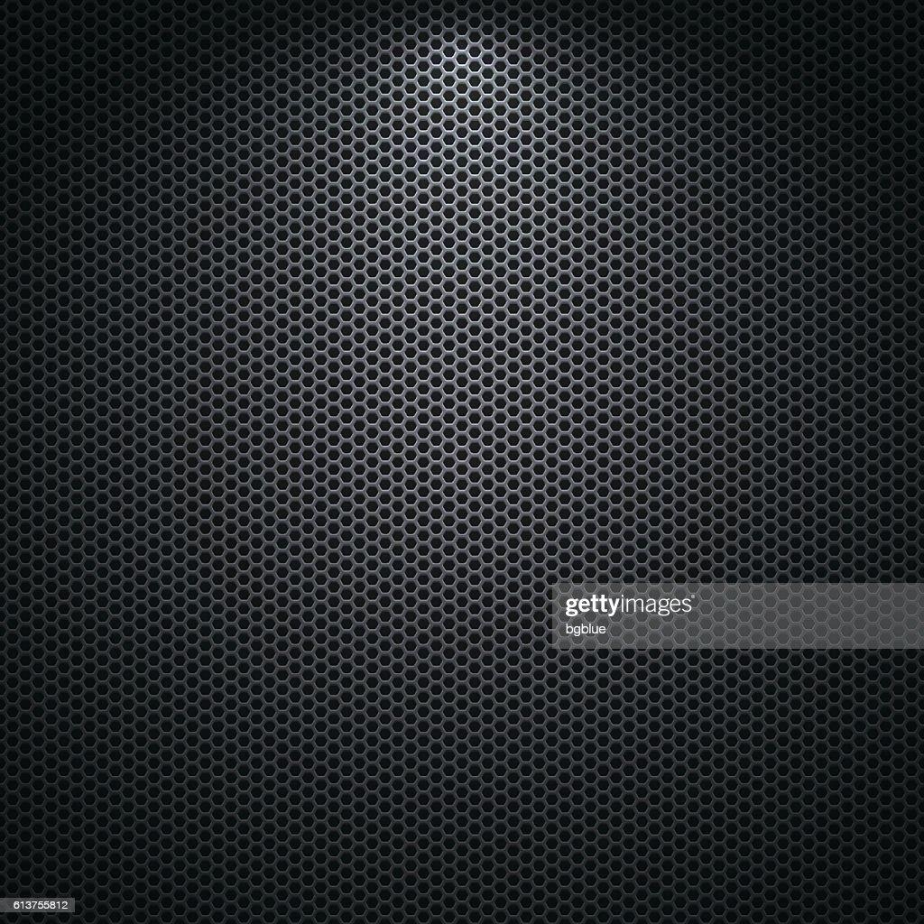 Metallic Texture Metal Grid Vector Art