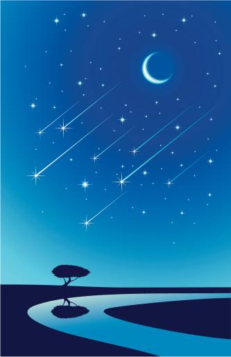 meteor rain - gettyimageskorea