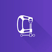 Metro Icon - Clamp tool