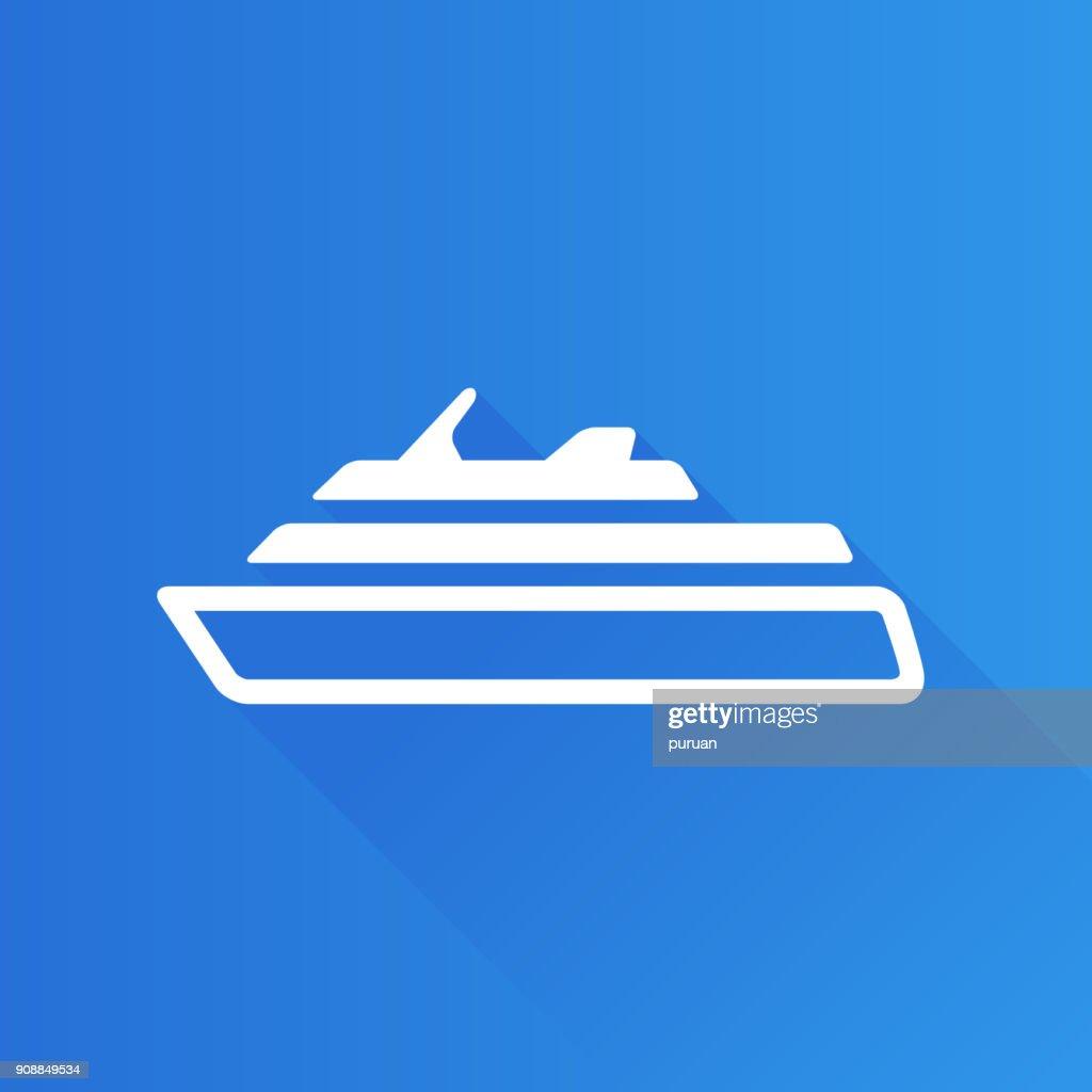 Metro Icon - Cruise ship