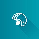 Metro Icon - Motorcycle helmet