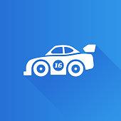 Metro Icon - Race car