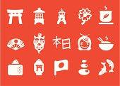 Metro Japan Icons
