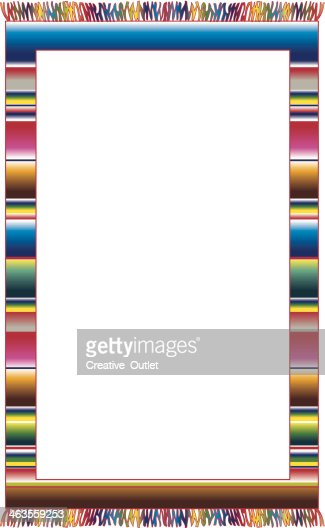 Mexican Borders And Frames - free images.