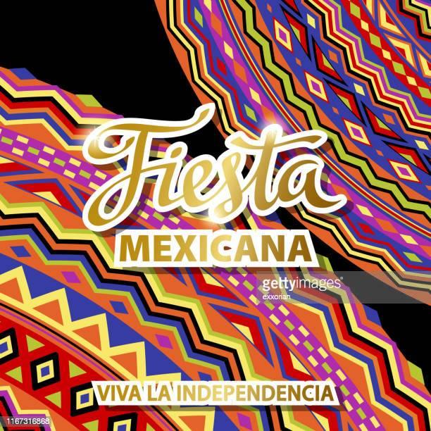 メキシコ独立記念日パレード - ラテン音楽点のイラスト素材/クリップアート素材/マンガ素材/アイコン素材