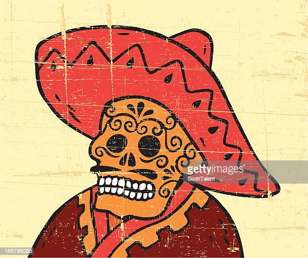 Mexican Skull Sign