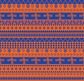 mexican style pattern