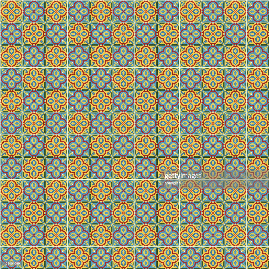 Mexican-ish Tile