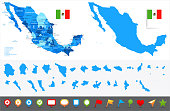 29 - Mexico - Blue and Pieces 10