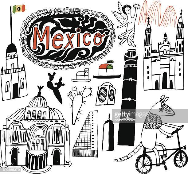 Mexico City, South America