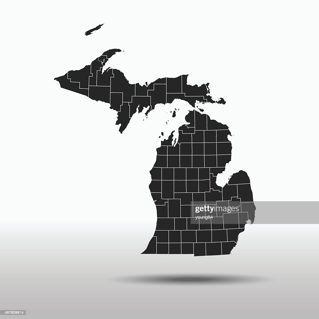Michigan Map