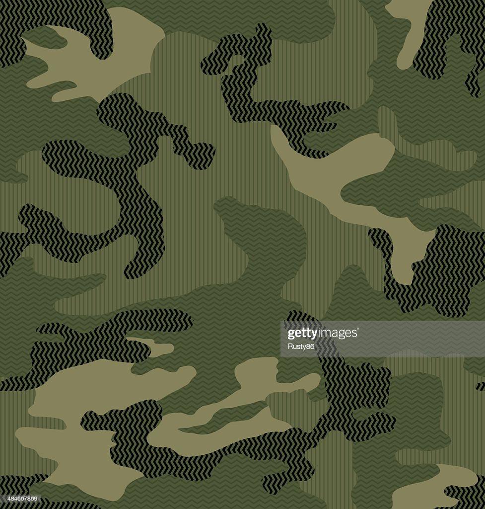 Micro pattern camouflage pattern (seamless)