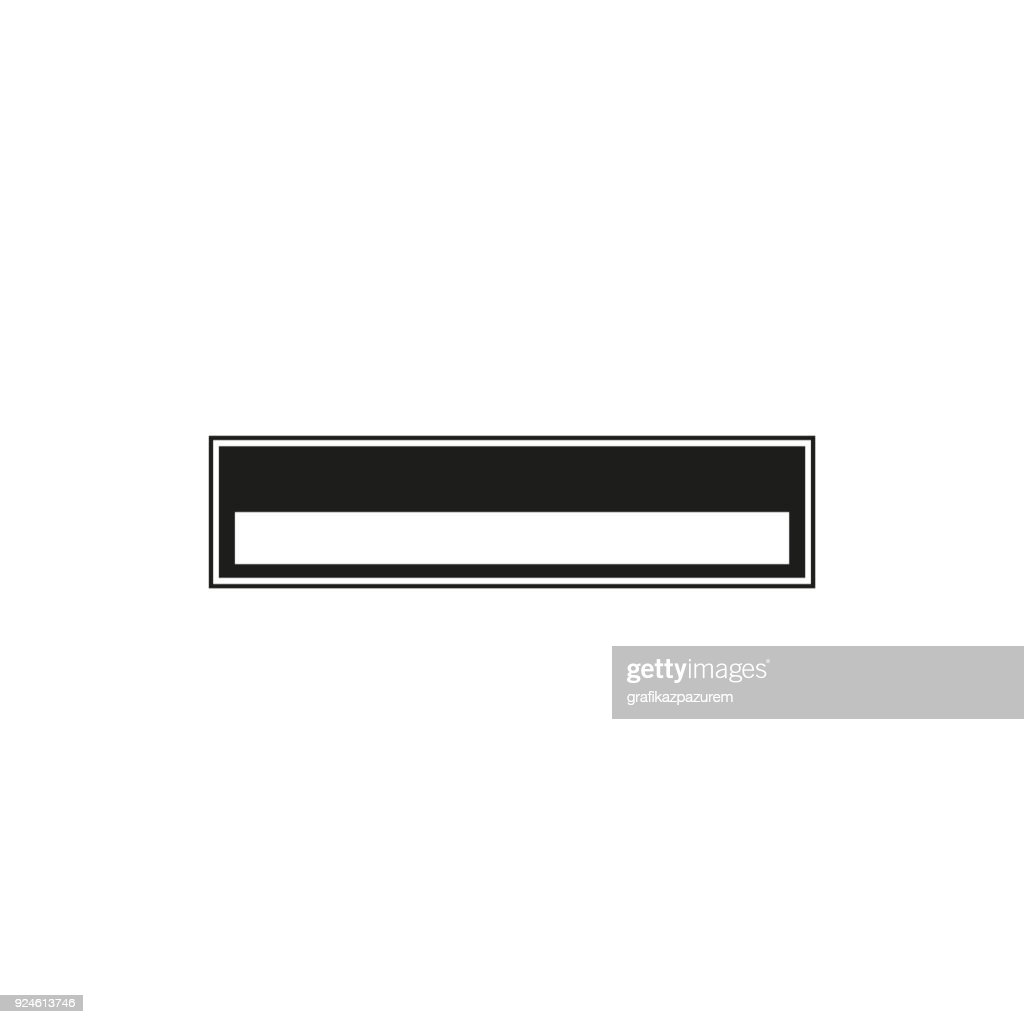 Micro USB connector icon, vector illustration.