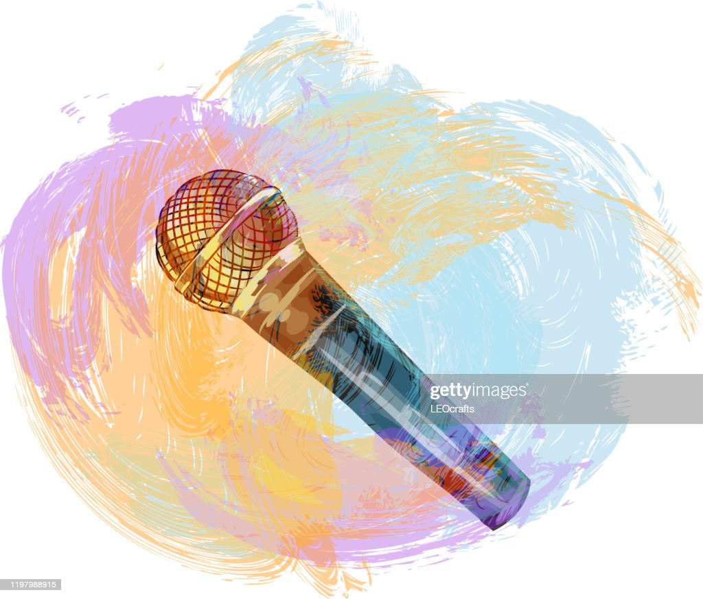 Microphone Drawing High Res Vector Graphic Getty Images Download 4,100+ royalty free microphone drawing vector images. microphone drawing high res vector graphic getty images