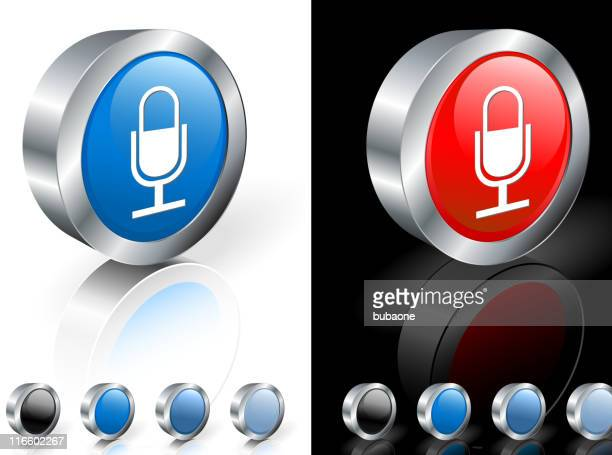 microphone royalty free vector art