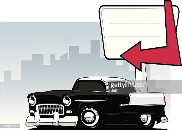 Meados dos anos 50 Coupe