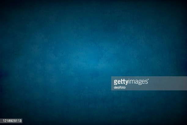 midnight blue coloured wall textured empty vector backgrounds - dark stock illustrations