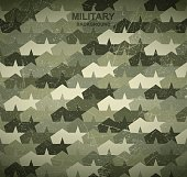 Military background.