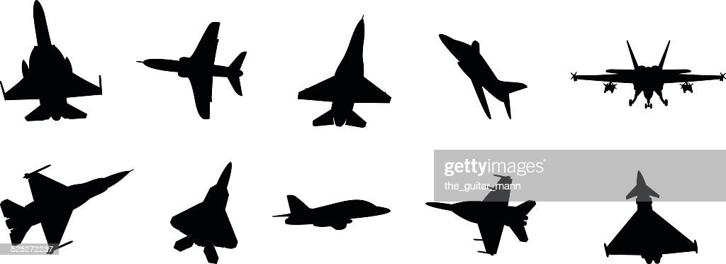 military jets