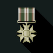 Military Medal Icon