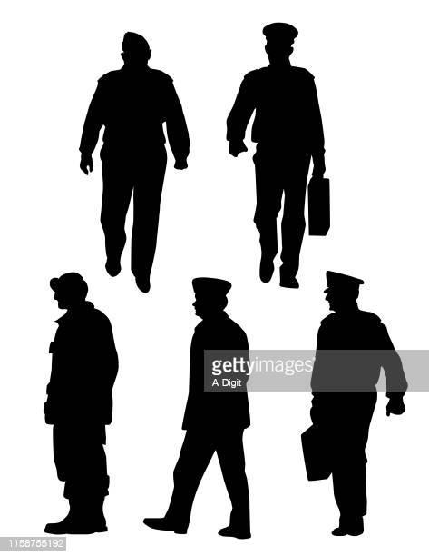 軍人 - 将校点のイラスト素材/クリップアート素材/マンガ素材/アイコン素材