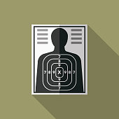 Military Target Icon