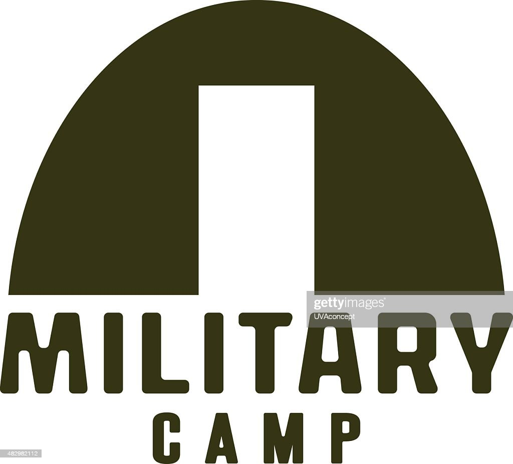 military tent icon