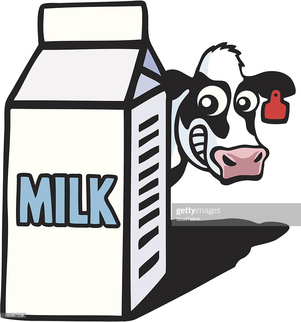 Milk Carton Vector Art  Getty Images