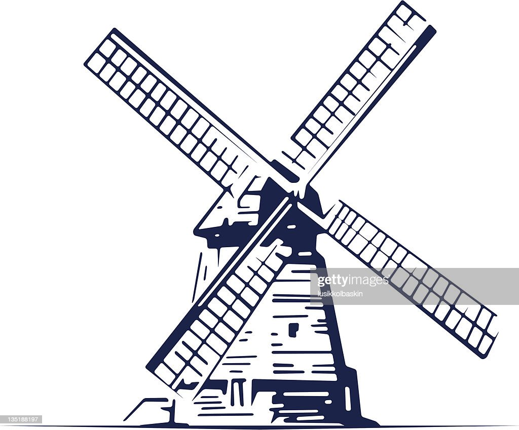 mill building icon