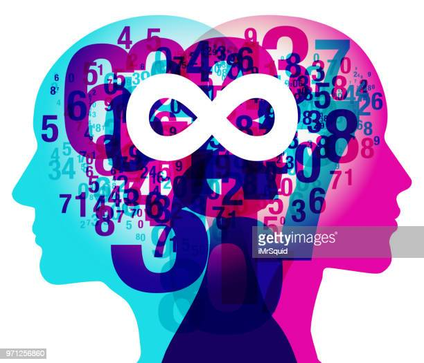Mind Numbers - Infinity symbol
