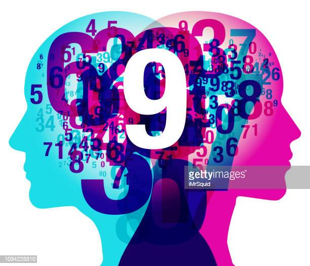 Mind Numbers - Nine