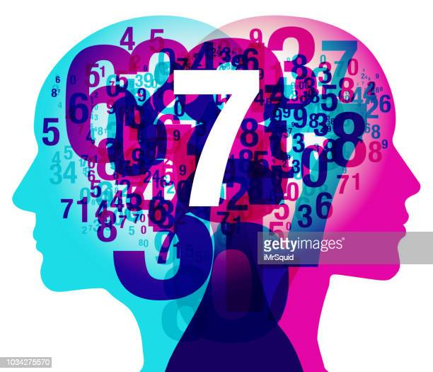 Mind Numbers - Seven