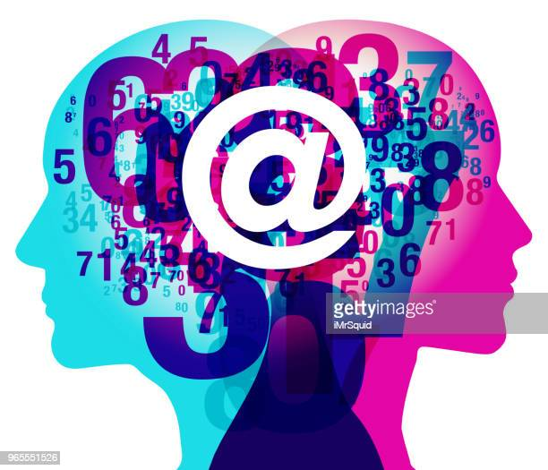 Mind Numbers - @ symbol