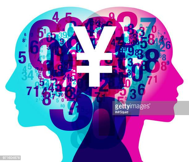 Mind Numbers - Yen currency symbol