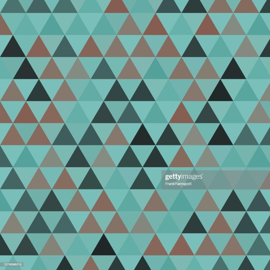 Mineralische gleichseitiges Dreieck Vektormuster : Vektorgrafik