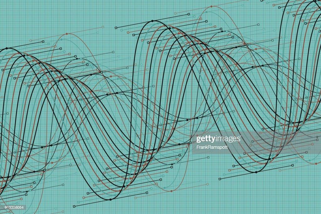Mineral vector sine wave graph pattern horizontal vector art getty mineral vector sine wave graph pattern horizontal ccuart Images