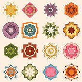 Mini Mandalas