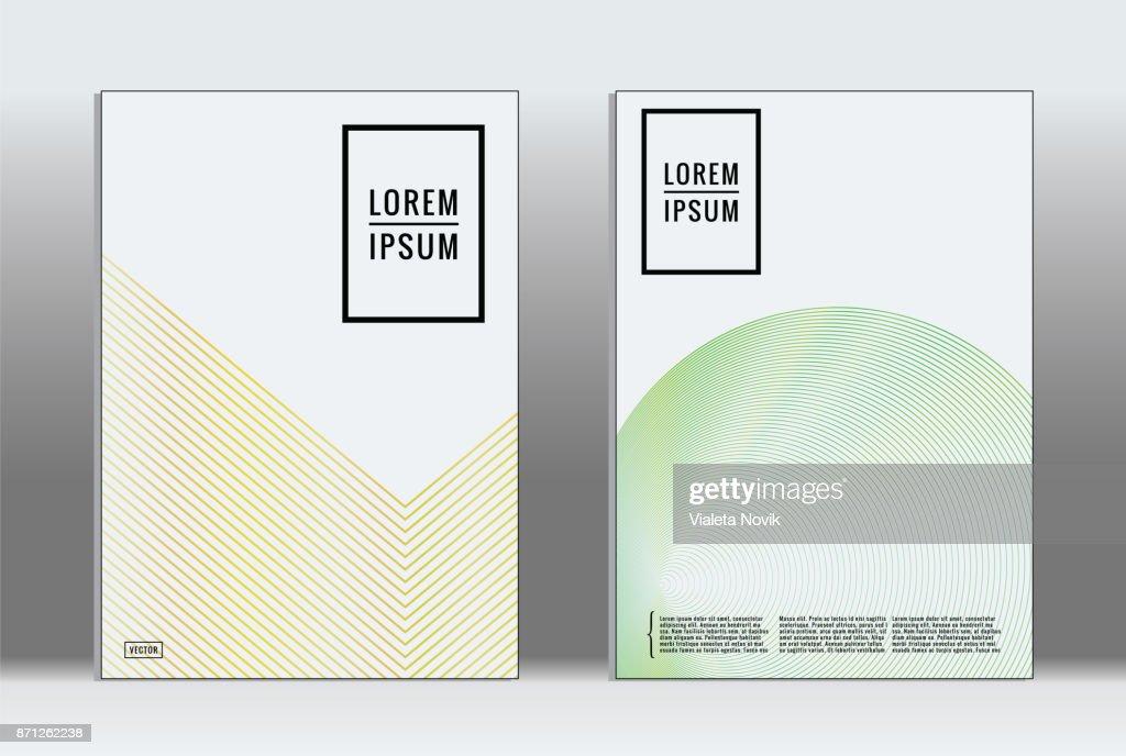 Minimal covers design.
